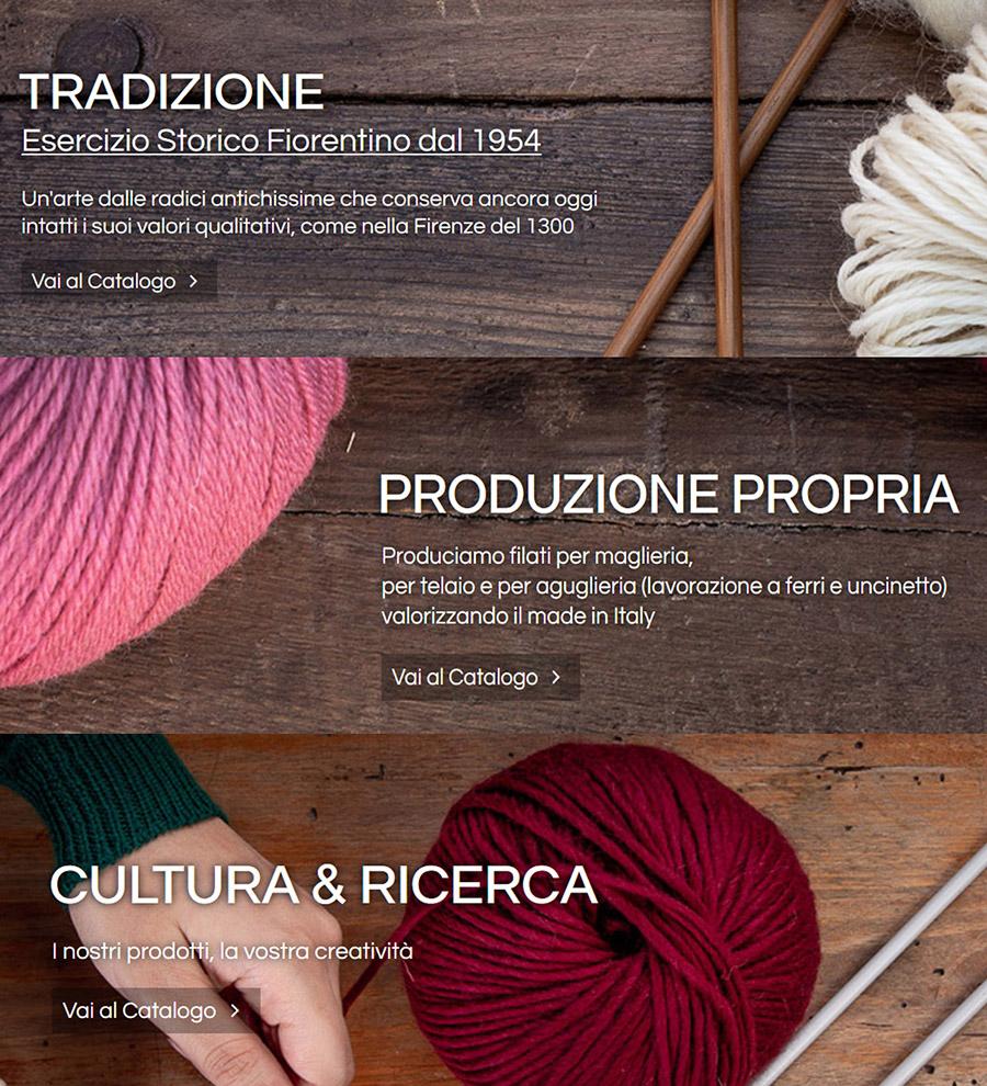 Campolmi Filati - Produzione e vendita online di filati lavori a ...